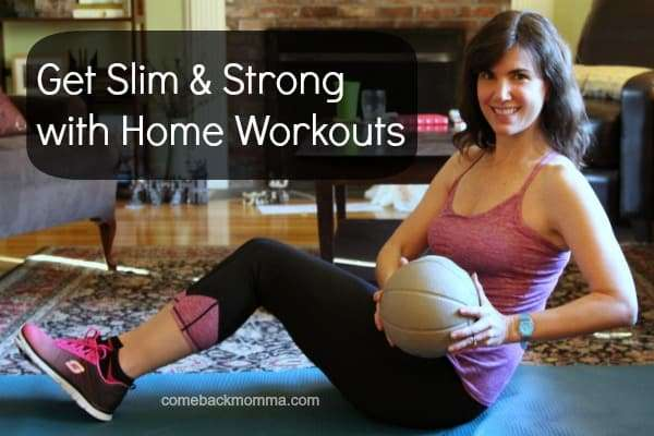 Get Slim and Strong with Home Workouts