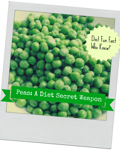 Diet Secret Weapon: Peas