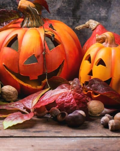 Healthier Halloween Food