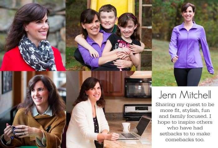 Jenn Mitchell from ComebackMomma.com