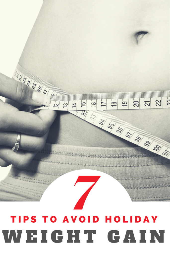 7 Tips to Avoid Holiday Weight Gain with BONUS Workout too!