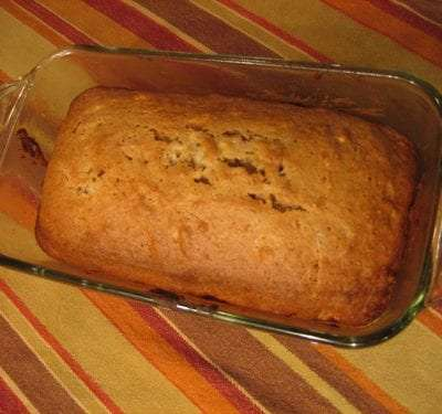 Low Fat Banana Bread