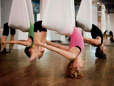 inverted yoga