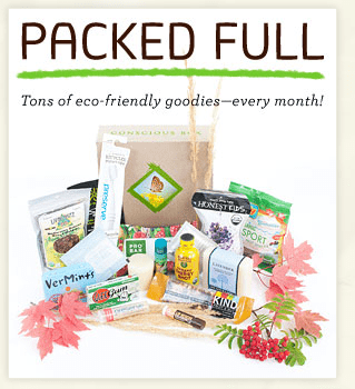 Win 3-Month Subscription to Conscious Box