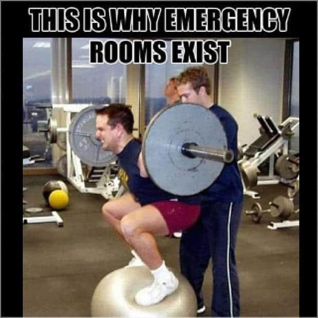 exercise motivation meme