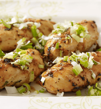 Ginger Lime Chicken Recipe