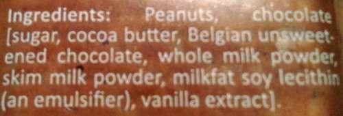 Pacific Beach Peanut Butter