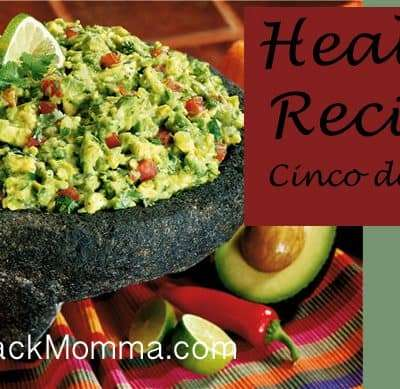 Healthy Recipes for Cinco de Mayo