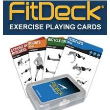 Fit Deck Playing Cards