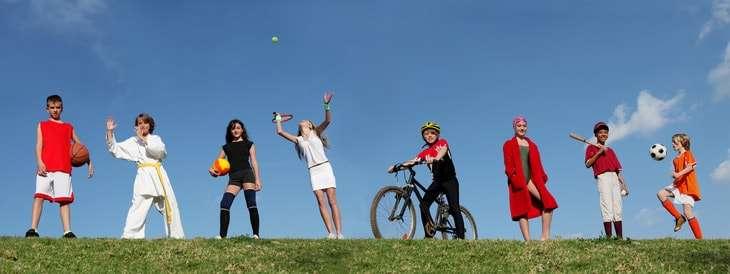 Motivation Monday: Sports for Kids
