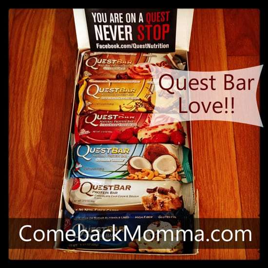 Quest Bar Protein Bars Review