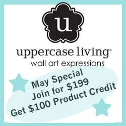 Upper Case Living - Ends June 16