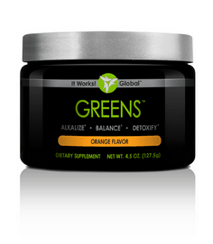 It Works Face Greens