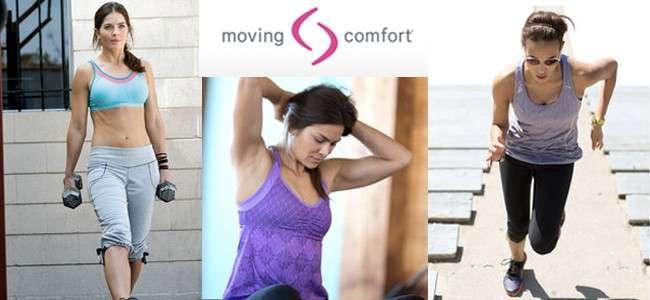 Moving Comfort women's sportswear