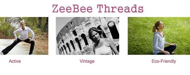 zee bee threads women's sportswear