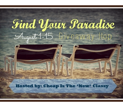 Find Your Paradise Giveaway
