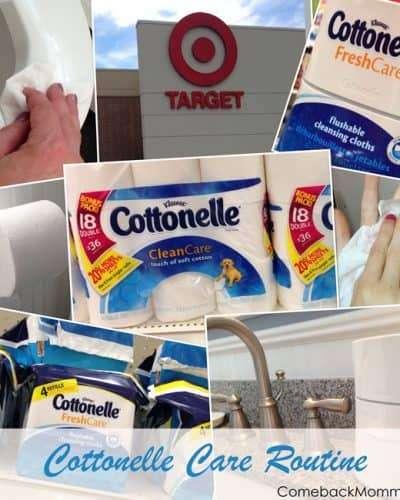#cottonelleroutine Cottonelle Care at Target
