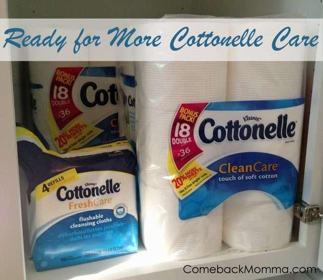 #cottonelleroutine Cottonelle Clean Routine
