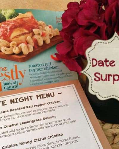 Healthy Meals by Lean Cuisine for Date Night at Home #shop #cbias