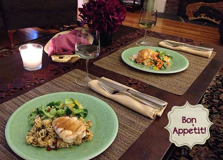 healthy meals for a date night surprise
