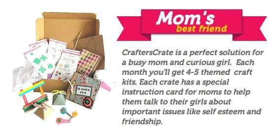 craft box for girls