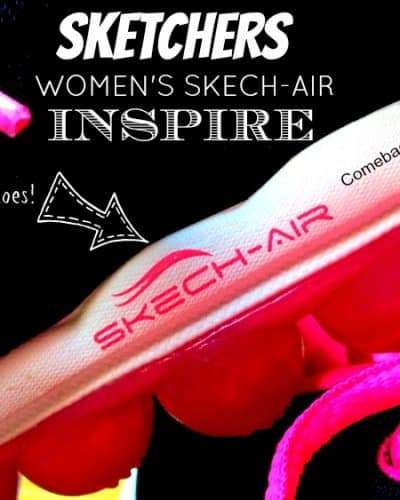 Sketchers Sketch-Air Inspire Review