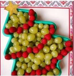 Healthy Christmas Treats on ComebackMomma.com