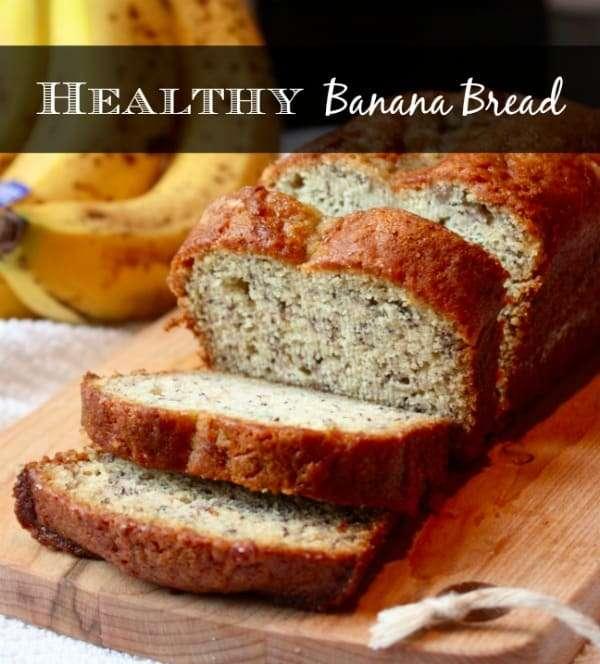 Healthy Recipe for Banana Bread