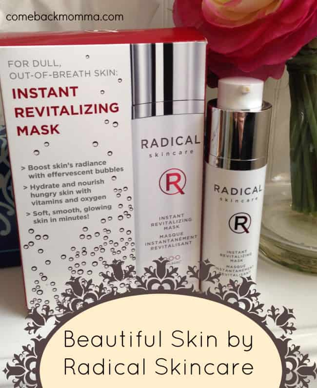 Beautiful Skin with Radical Skincare