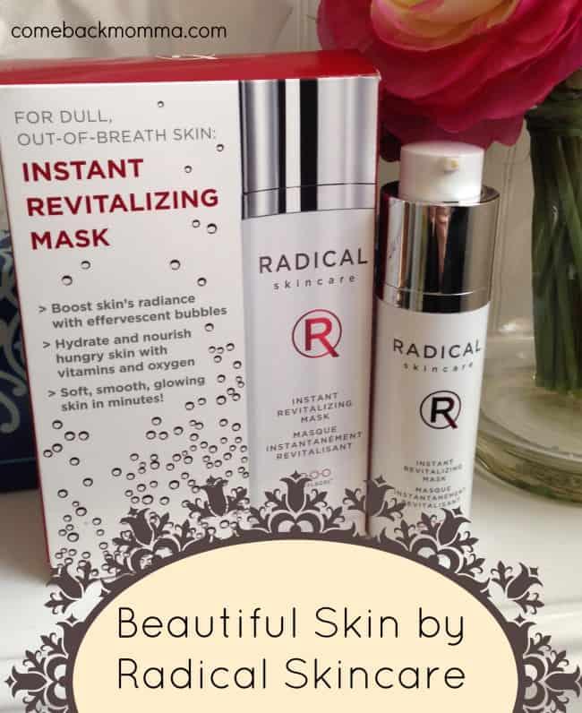 Beautiful Skin with Radical Skincare
