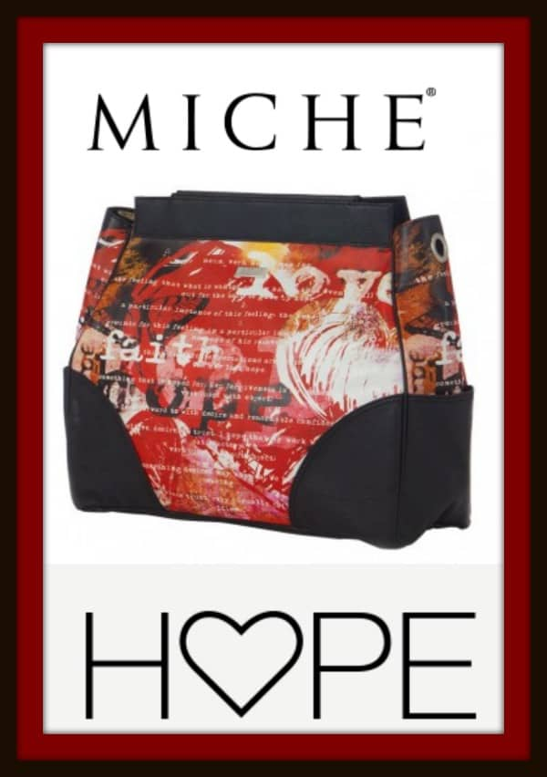 Miche Bags Hope Line Help Fund Domestic Violence Hotline