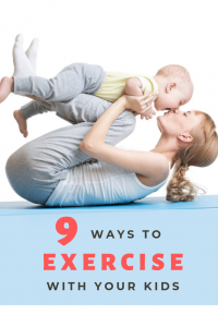Fun Fitness For Kids – 9 Ways You Can Join Them
