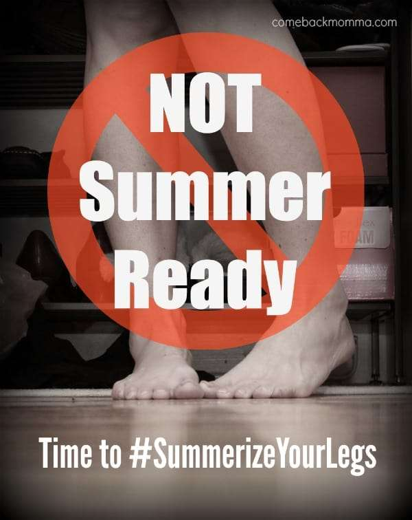 Tips for great Summer Legs #SummarizeYourLegs #Shop