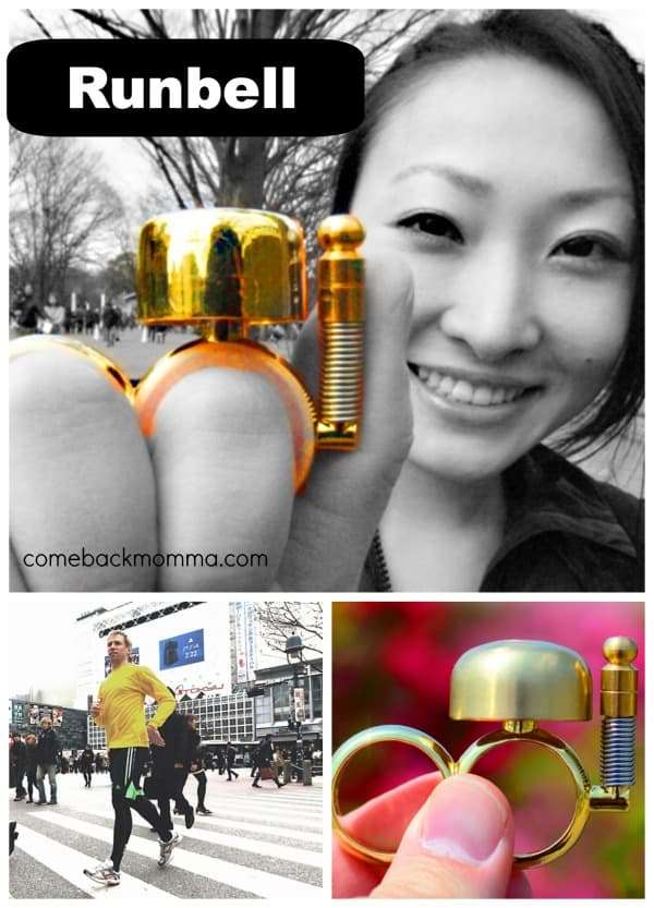 Runbell - Great Accessory for Urban Runners
