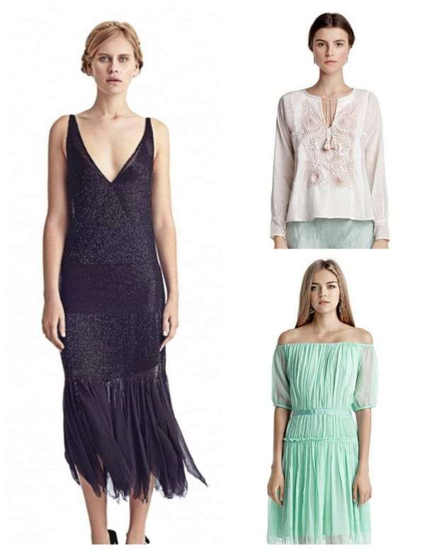 Here are some of my favorite selections from Candela to go along with the Spring and Summer fashion trends 2104.