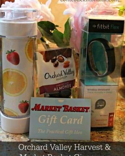 Orchard Valley Harvest and Market Basket Giveaway