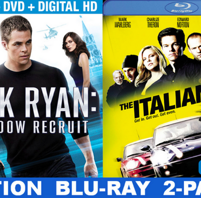Enjoy a Movie Date night with Jack Ryan: Shadow Pursuit DVD Pack #JackRyanBluRay #Shop #CollectiveBias