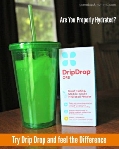 Drip Drop Hydration Review