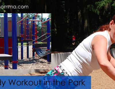 workout wednesday playground workout