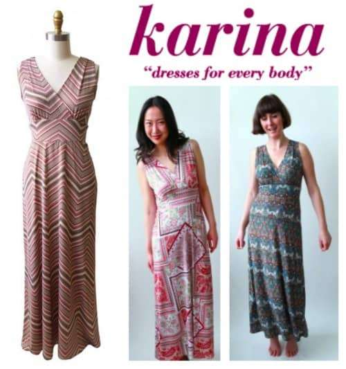 bd0bbcefcd  1000 Karina Dresses Giveaway -  Frockstar Nation
