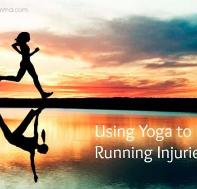 Use Yoga to Heal Running Injuries