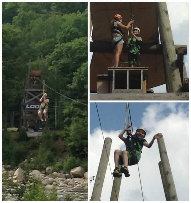 Family Vacation Destination: Loon Mountain, New Hampshire