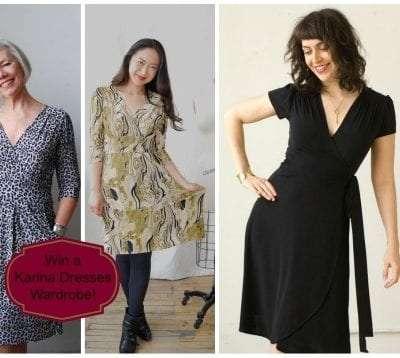 Karina Dresses Giveaway #Frockstar