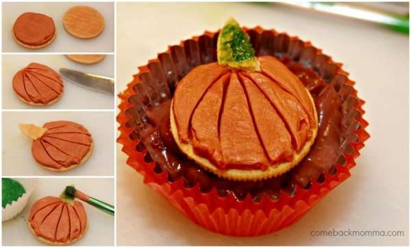 Halloween Snack Pack Pudding Treats