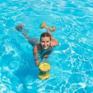 Beginners Guide to Water Aerobics Classes & Exercises