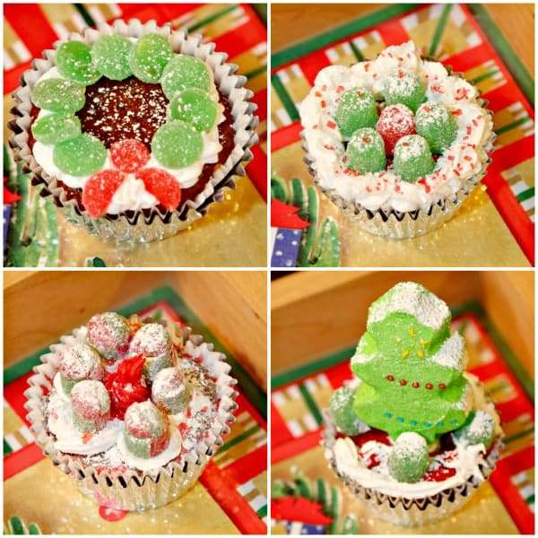 Holiday Baking Ideas: Gingerbread Cupcakes