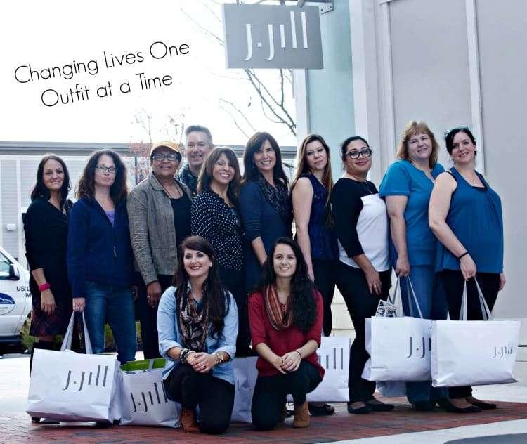 J.Jill Charity Work Outfits Women for Success