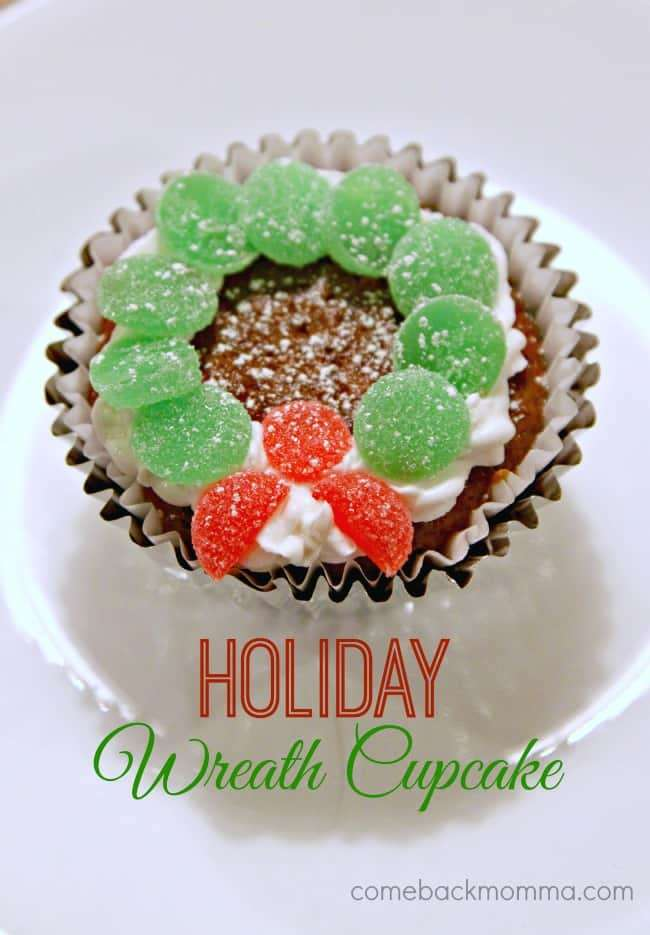 Christmas Cupcake Decorating Ideas Pinterest : Christmas Cupcake Decorating Ideas - Comeback Momma