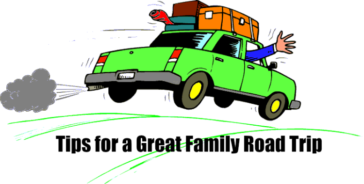 great tips for a successful family road trip