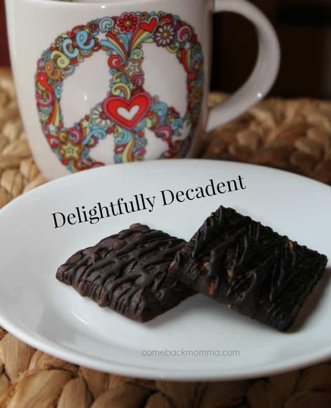 special K brownies satisfy chocolate cravings